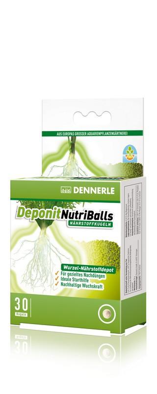 Deponit Nutri Balls,  30 stuks