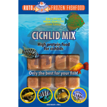 Ruto Cichliden mix blister 100 gram