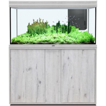 Aquatlantis Fusion 120 x 50 pro aquarium set kleur: White wash