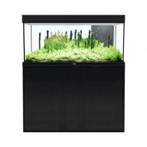 Aquatlantis Fusion 120 x 40 aquarium set kleur: zwart