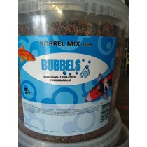 Bubbels vijverkorrel mix 3 mm