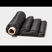 Ecolan EPDM folie 0,75 mm dik.  4,2 meter breed. per strekkende meter