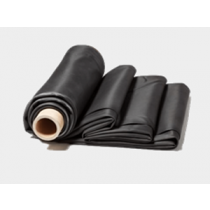 Ecolan EPDM folie 0,75 mm dik.  5,6 meter breed. per strekkende meter