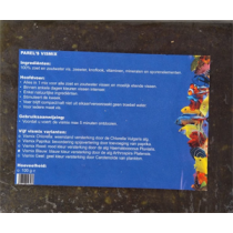 Parels Vismix blue, 100 gram
