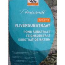 Select vijversubstraat 20 liter