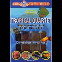 Ruto Tropisch quartet blister 100 gram