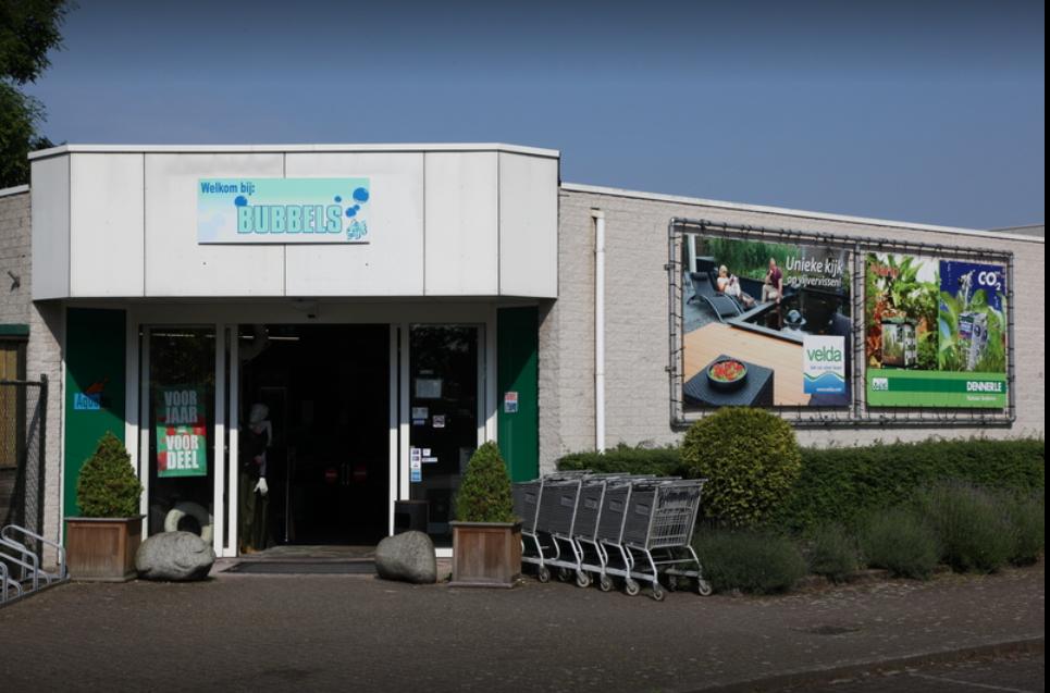 Onze winkel in Hoogerheide